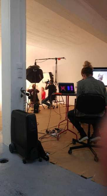 casting shooting photo chaton chat ragdoll chatterie la perle des anges ragdoll normandie caen calvados 8